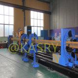 Speciale Kasry Al CNC van de Lijn van de Kruising van de Pijpen van het Metaal Scherpe Machine 8 het Plasma van de As en de Machines van de Snijder van de Vlam