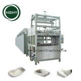 Pâte à papier Hghy lit jetables de moulage par Pan Making Machine