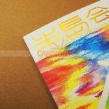 Pleine couleur Magazine Revue trimestrielle d'impression mensuel