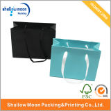 Bolsas de papel de regalo con ojales (QYZ189)