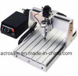 China modificó/6060 el mini ranurador 3030/4040 del CNC para requisitos particulares del metal para hacer publicidad del plástico de madera de acrílico