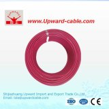câble électrique de silicones tressés en verre de 20AWG UL3122