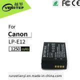 batteria della macchina fotografica di 1080mAh Digitahi per Canon Lp-E12