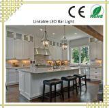 ミルクまたは透過カバーが付いている連結可能LED棒ライト