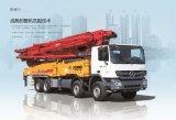 XCMG 공식적인 제조자 Hb37A 37m 트럭에 의하여 거치되는 구체 펌프
