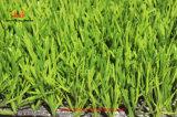 Herbe artificielle pour la cour de jeu du football et herbe synthétique pour le sport du football