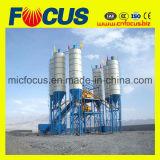 Centrale Hzs120 de traitement en lots concrète avec le mélangeur Js2000 concret obligatoire