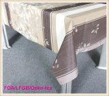 Toalha de mesa PEVA com LFGB e Okotex 100