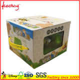 Farben-Drucken-Pappe/runzelte Elektronik-Produkt-Verpackungs-Kasten