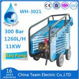 300 Stab-elektrisches Laufwerk-Hochdruckreinigungs-Maschine
