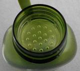 600ml/850ml Portable Plastic Outdoor Sports Bottle с Fliter