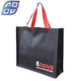 Glänzende Laminierung-Vliesstoff-Einkaufstasche
