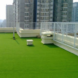 38mm Height 18900 Density Ladms10 Top Selling DIY Decorative Artificial Grass Landscape