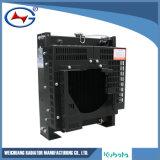 Radiatore di alluminio del radiatore di scambio termico del radiatore di D1105-6 Genset sulla vendita