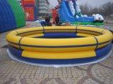 Raggruppamento di acqua gonfiabile della tela incatramata durevole del PVC (PL-003)