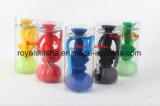 De acryl Goedkope Waterpijp Shisha van de Verkoop van de Fabriek Middelgrote Beschikbare Plastic