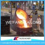 Qualitäts-schmelzender Schöpflöffel-Hersteller-schmelzender Schöpflöffel-Stahlhersteller
