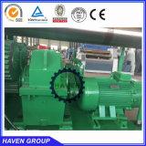 W11S-25X2500 machine de roulement hydraulique de plaque de feuille de rouleaux de l'universel trois