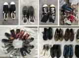 Mann verwendete Sport-Schuhe/Dame Used Sport Shoes/Kindschuhe für Afrika-Markt
