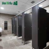 Compartimentos principais do toalete da fonte HPL de Jialifu
