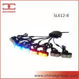 Indicatore luminoso di Warnig dell'indicatore luminoso della griglia del veicolo LED (SL612-8)