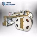 Impression centrale Haute vitesse Type de pile 4 couleurs Machine d'impression flexo