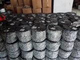 A corrente Corrente corrente de aço galvanizado 1/8 da cadeia de Link para exportação