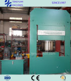 Imprensa Vulcanizing da boa borracha para a produção dos pneumáticos do sólido