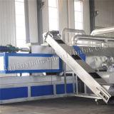 La basura del plástico recicla la máquina de la pirolisis y de la incineración