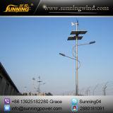 Wind Solar Hybrid System für 50W Lighting System