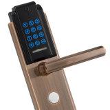 Hôtel moderne/blocage intelligent ouvert porte de haute sécurité de blocage de Digitals de mot de passe électronique de carte