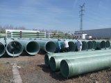 도시 물 공급 & 배수장치를 위한 Dn10mm-4000mm FRP GRP 관