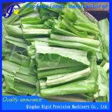 Affettatrice automatica della frutta della taglierina di verdure di alta qualità (fetta, brandello, dado, raccordo)