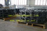 Liens de la chaîne de chenille, chaîne d'excavatrice à chenilles / Bulldozer pièces de rechange du châssis porteur