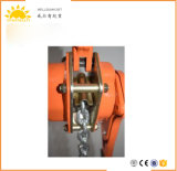 O tipo aço inoxidável de Hsh Ce da grua do bloco da alavanca da corrente de 3 toneladas aprovou