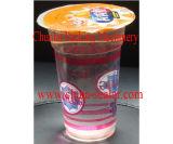 Линейная автоматическая пластичная машина запечатывания чашки