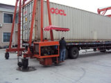30t上昇の移動式容器クレーン(JD30T)