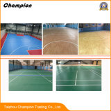 La mejor alfombra del estadio del PVC del vinilo del precio, estadios antiestáticos impermeables del tenis de vector que suelan para de interior, Rpvc se divierte el suelo para la escuela, estadio