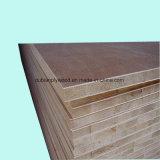 Placage de chêne rouge Blockboard pour la décoration d'utiliser