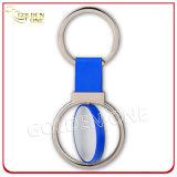 Легирующий металл цинка заливки формы закручивая Keychain