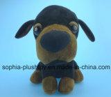 stuk speelgoed van de Hond van het Stuk speelgoed van de Pluche van 20cm het Dier Gevulde