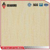 Ideabond High quality Stone Texture Aluminum Composite panel (AE-510)