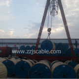 XLPE Insulated Aerial Bundled Cables 6.35/11, 12.7/22, ABC Cable Wires di 19/33kv Thermocouple