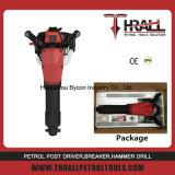 DGH-49 de l'essence à combustion interne de l'essence Rock Drill disjoncteur de béton