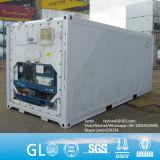 20FT 40FT verwendeten Gefriermaschine-Reffer-Behälter gekühlten Seebehälter