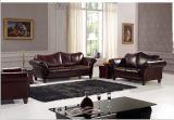 Sofá moderno da mobília do sofá do couro do sofá da mobília Home