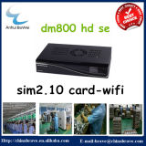 Esperto in informatica Satellite Receiver del dm 800HD con WiFi 2.1 /A8p Card