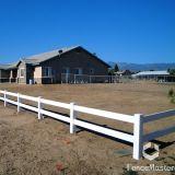 Ограды фермы высшего качества с 2 топливораспределительной рампе