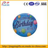 Kundenspezifisches Qualitäts-Druck-Tasten-Abzeichen für Verkauf