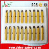 Boa qualidade de carboneto de 20 Peças ANSI conjuntos de ferramentas de giro/Tornos de ferramentas de corte/Ferramentas